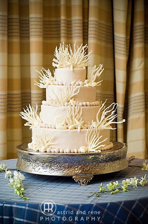 wedding cake trends for 2009 - South Florida Wedding Photography