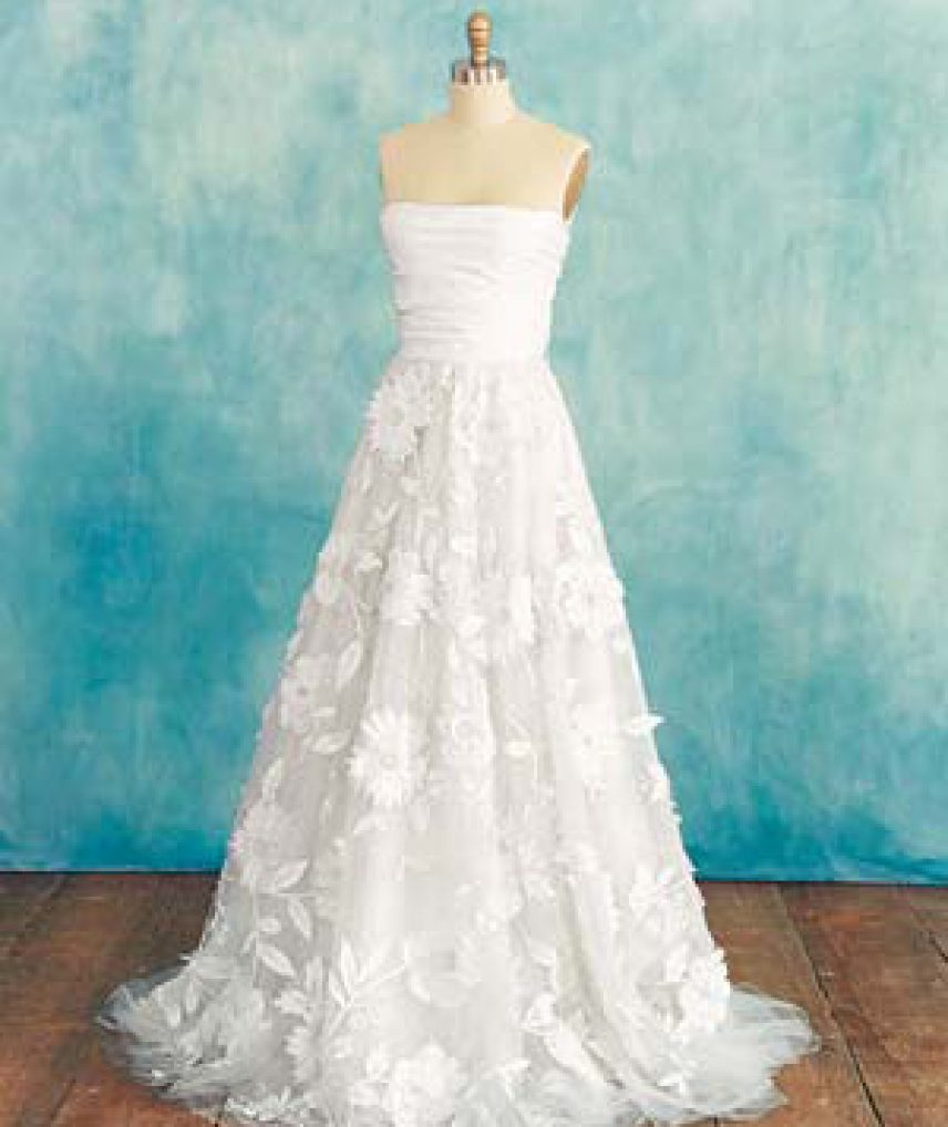 bridal gown trends for 2010 - South Florida Wedding Photography