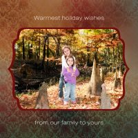 Happy Holidays from Astrid and Rene Photography