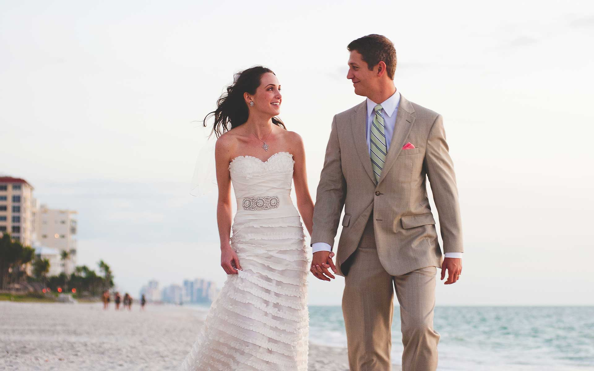 La Playa Weddings Beach