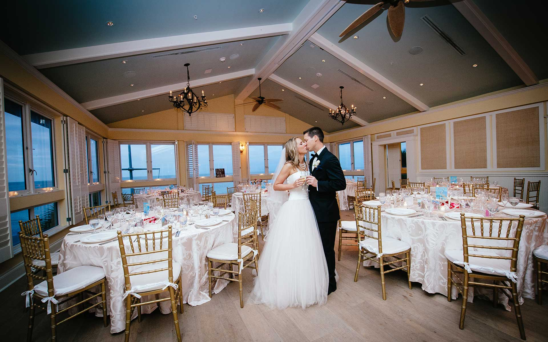 Naples Ritz Beach Wedding