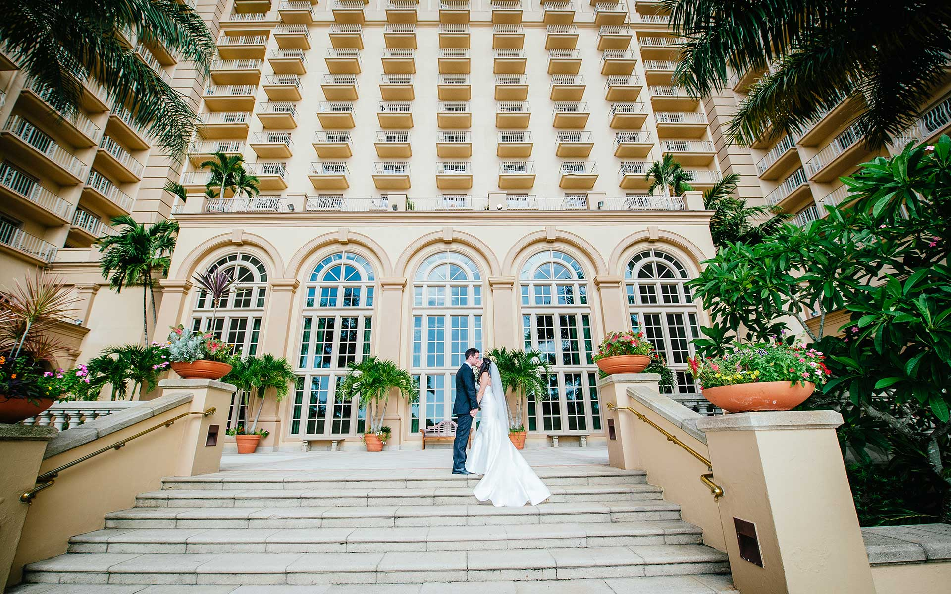 Ritz Carlton Naples Wedding Packages