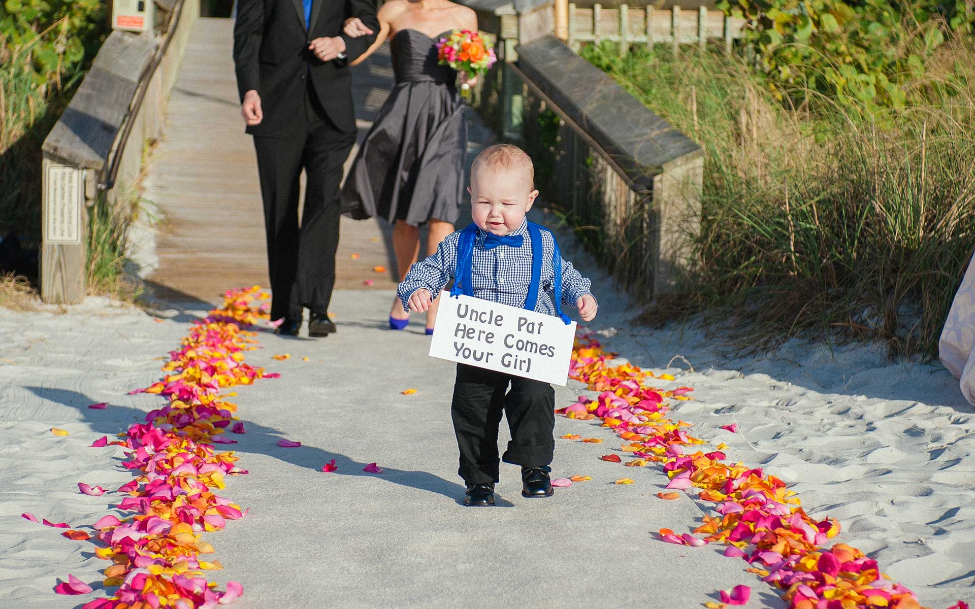 Southwest Florida Beach Wedding